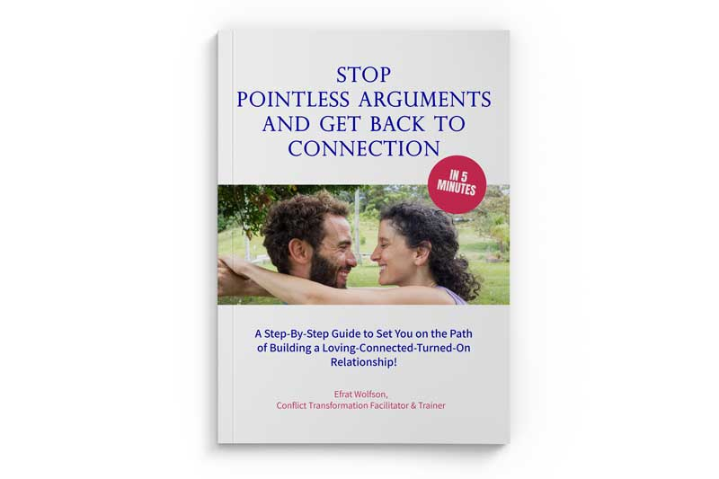 STOP Pointless Arguments guide